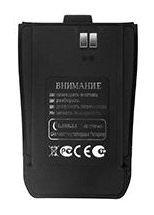 Батарея аккумуляторная для радиостанции  БАЙКАЛ-50  Li-ion 2000мАч