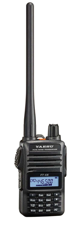 Портативная радиостанция Yaesu FT-4X