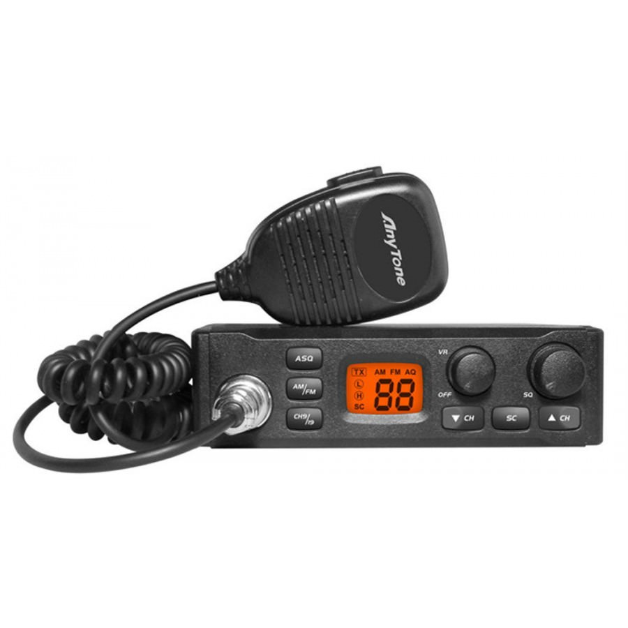 Базово-мобильная радиостанция CB AnyTone AT-300M