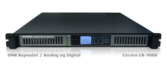 Ретранслятор цифровой EXCERA ER9000  DMR