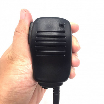 Микрофон JD-4003 M (тангента, для радиостанций MOTOROLA CP серии)