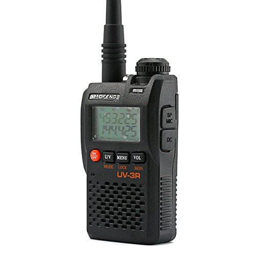 Портативная радиостанция Baofeng UV-3R