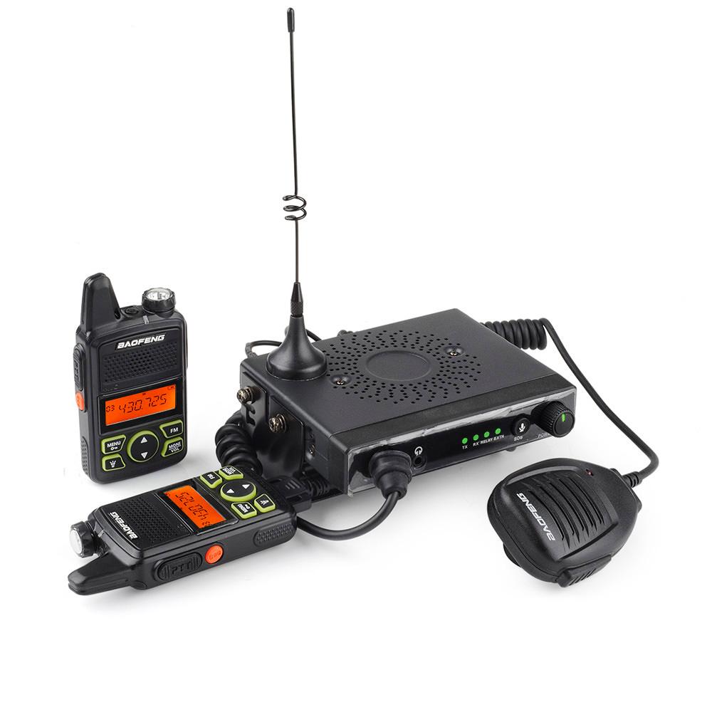 Аналого-цифровая радиостанция Байкал 35 (400-470 МГц), 2200 мАч, 10 Вт