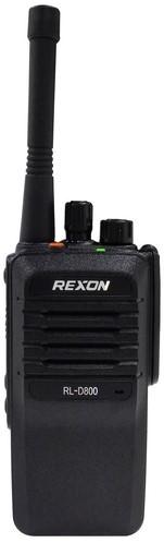 Портативная цифро-аналоговая радиостанция REXON RL-D800