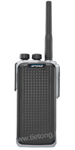 Портативная цифро-аналоговая DMR радиостанция TIETONG T906