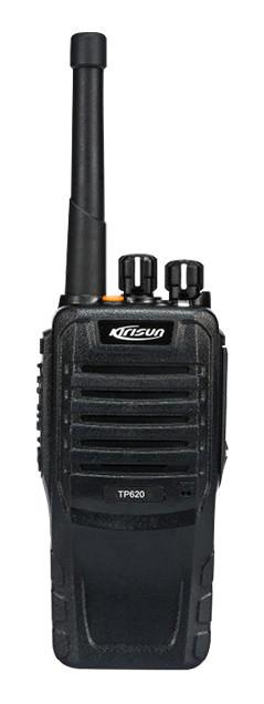 Портативная цифро-аналоговая радиостанция KIRISUN TP620
