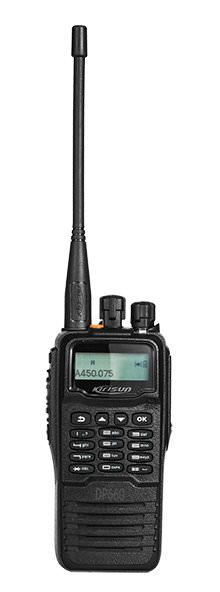 Портативная цифро-аналоговая радиостанция KIRISUN TP660